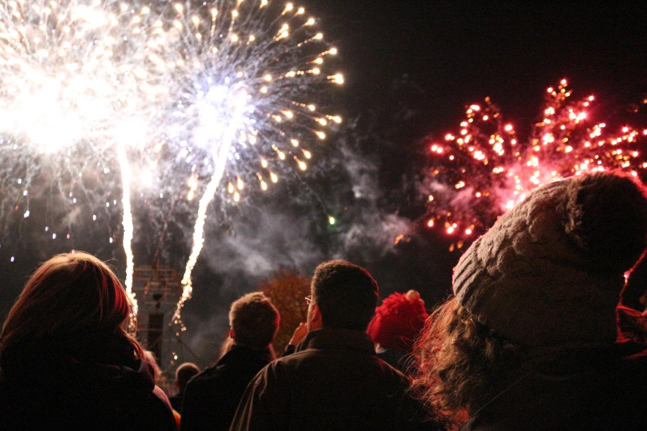 Beaulieu Fireworks Spectacular