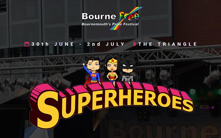 Bourne Free Pride Festival 2017