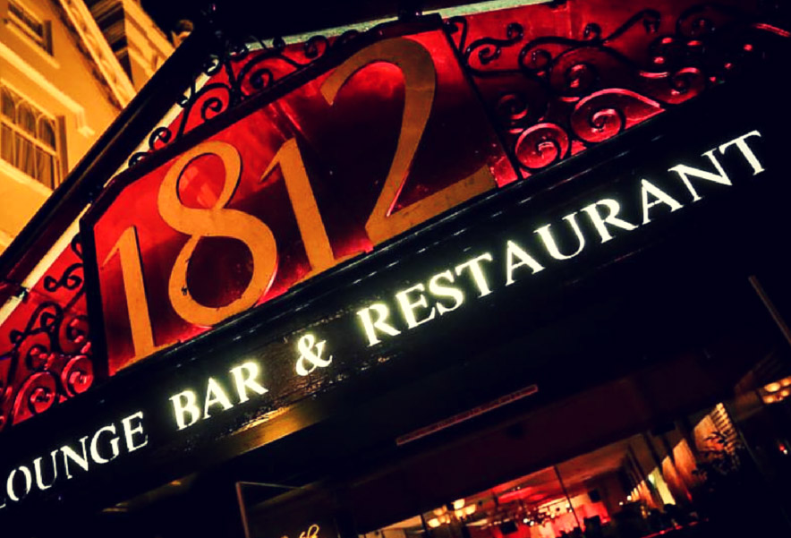 1812 Bar And Restaurant