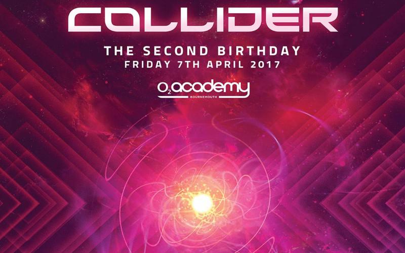 Collider 2nd Birthday