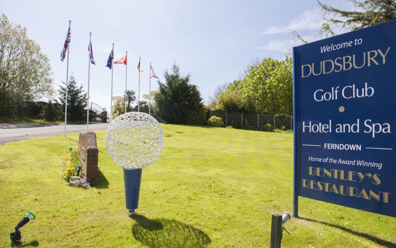 Dudsbury Golf Club Hotel and Spa