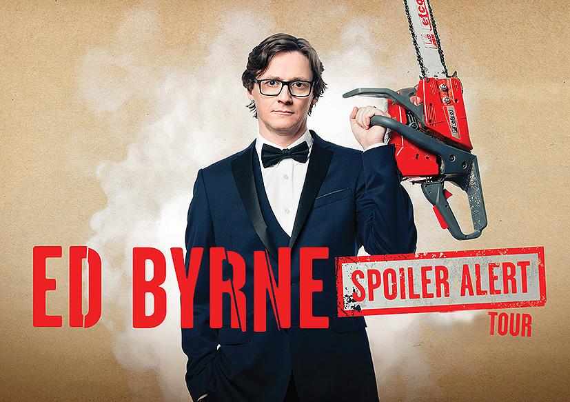 Ed Byrne - Spoiler Alert