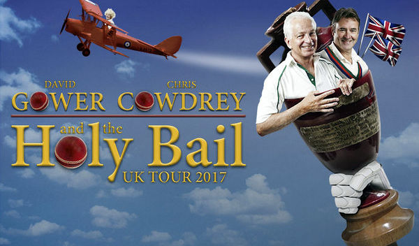 David Gower, Chris Cowdrey & the Holy Bail