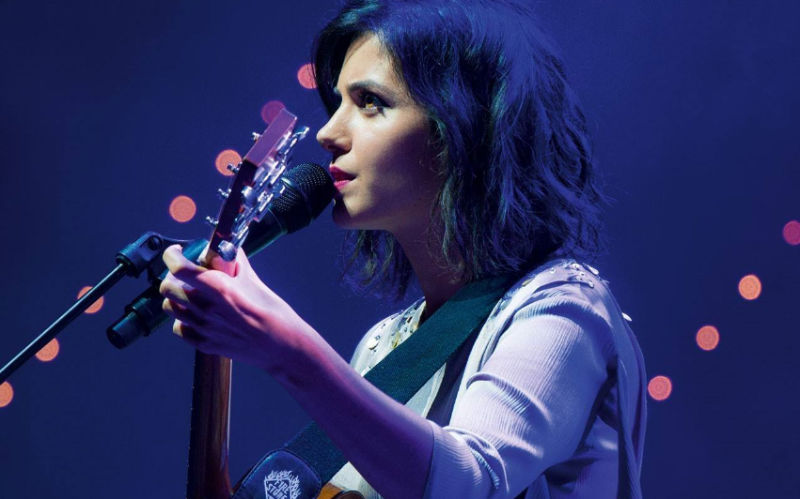 Katie Melua and Gori Women's Choir