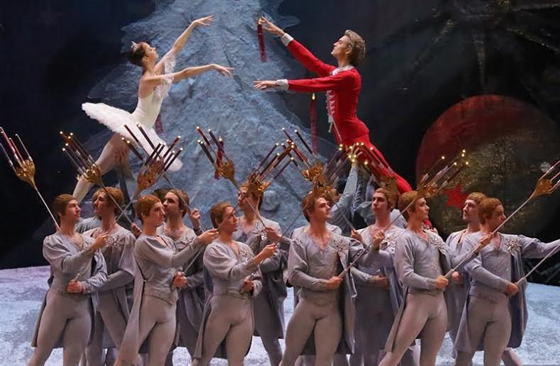 The Nutcracker by the Bolshoi Ballet