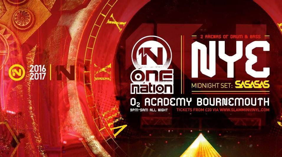 One Nation - NYE 2016