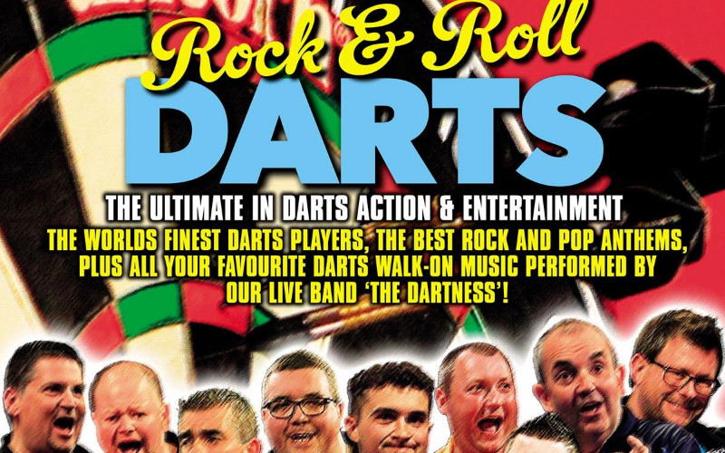 Rock and Roll Darts