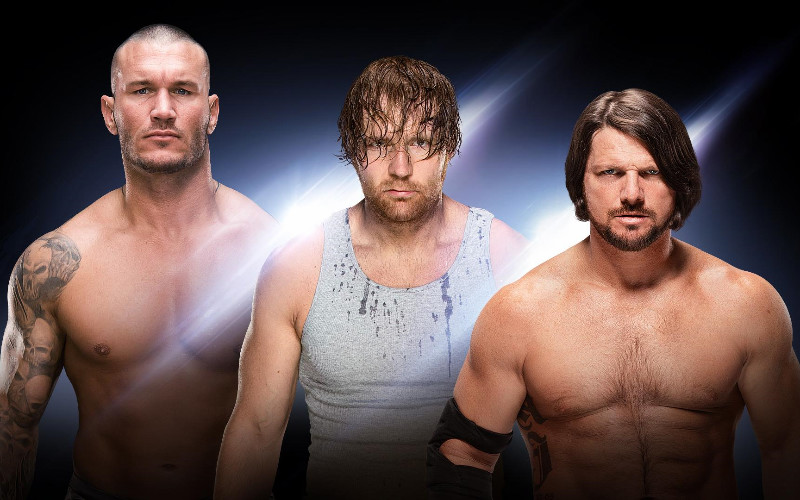 WWE Live Wrestling