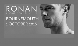 See Ronan Keating in Bournemouth