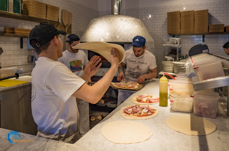 Pizza at Franco Manca - dinner review