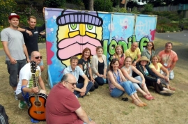 Festival of Wellbeing returns to Boscombe Gardens