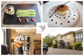 Taste of Michelin-star cooking at Bournemouth's No. 34