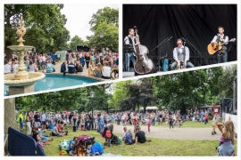 Photos from Grooves on the Green 2017