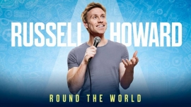Book Early for Russell Howard