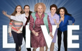 Catherine Tate Live in Bournemouth