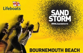 Sandstorm beach-based assault course comes to Bournemouth