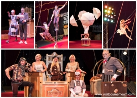 Moscow State Circus is in town - first look photos
