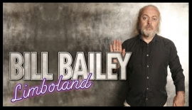 See Bill Bailey in Bournemouth this December