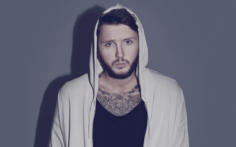 Last Few Tickets to See James Arthur this November