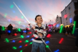 Music, fun and fireworks at Poole's Sensational Summer Breeze