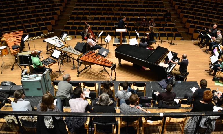Emerging talent to be showcased at the BSO's Go Compose! workshops