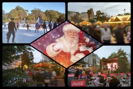 What's on offer this Christmas in Bournemouth?