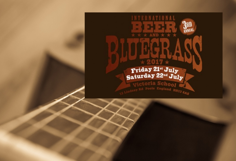 Beer and Bluegrass Festival ticket now on sale
