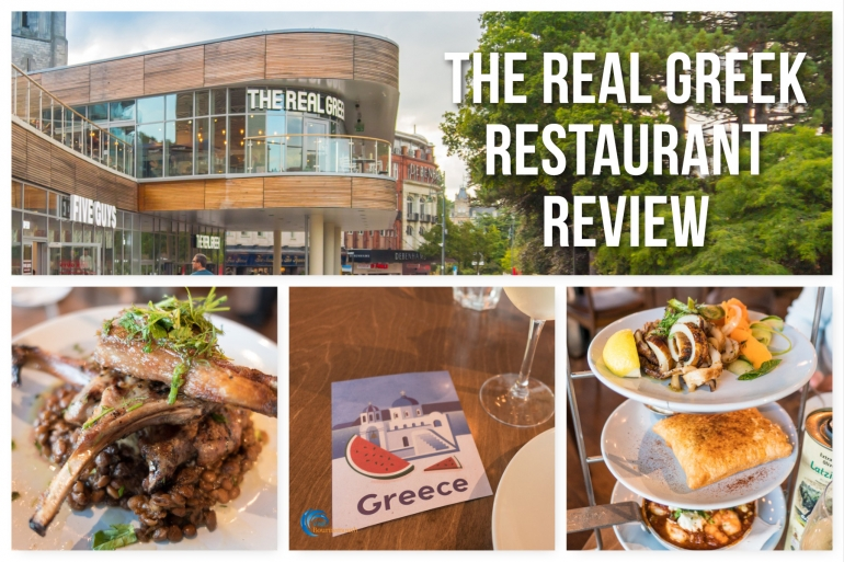 The Real Greek - Restaurant Review