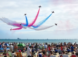 Bournemouth Air Festival Wins VisitEngland Gold