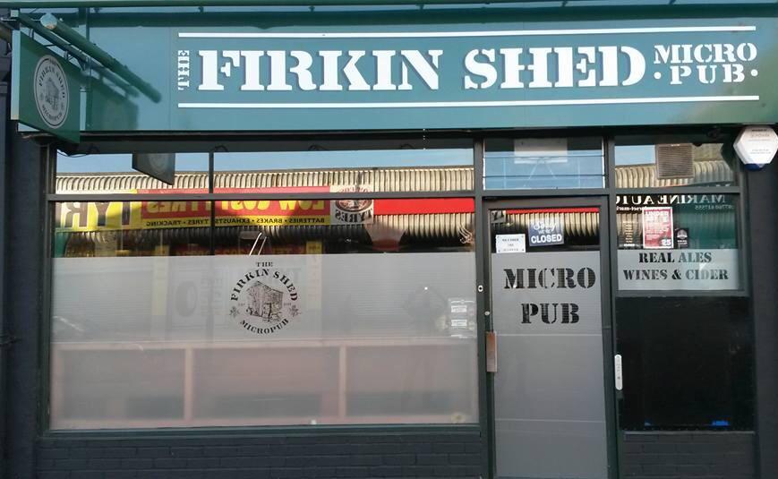 The Firkin Shed