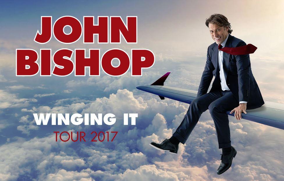 John Bishop - Winging It Tour