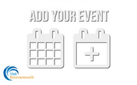 Add Your Event to Visit Bournemouth