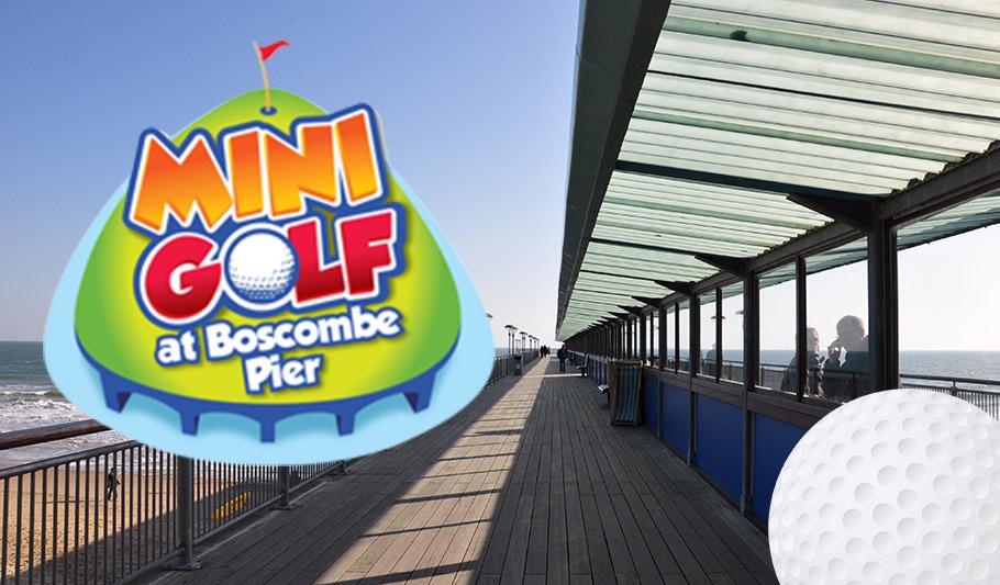 Boscombe Pier Mini Golf