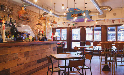 Camden Bar & Kitchen