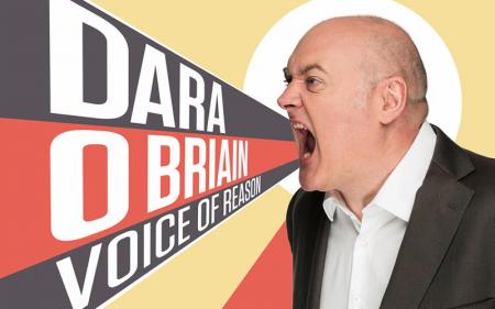 Dara O'Briain: Voice of Reason