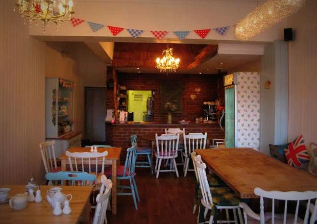 Frieda's Tearoom