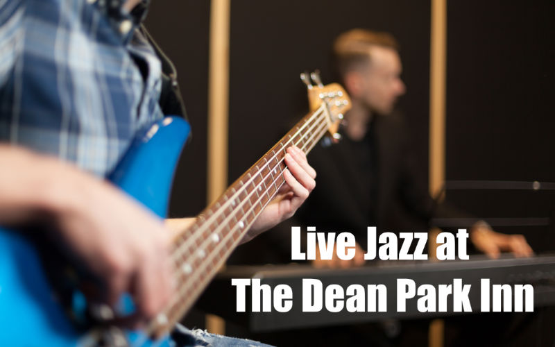 Live Jazz at The Dean Park Inn