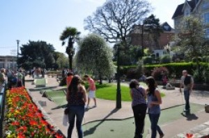Bournemouth Gardens Mini Golf
