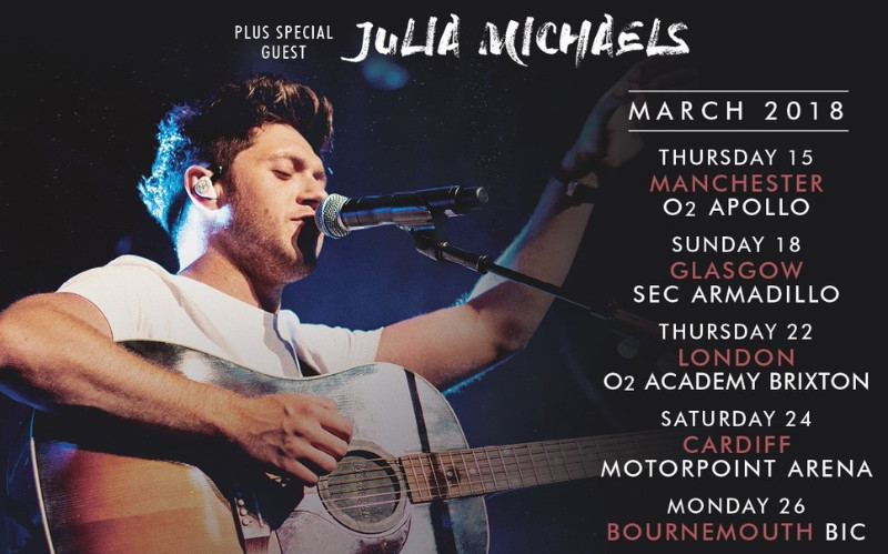 Niall Horan - Flicker Tour