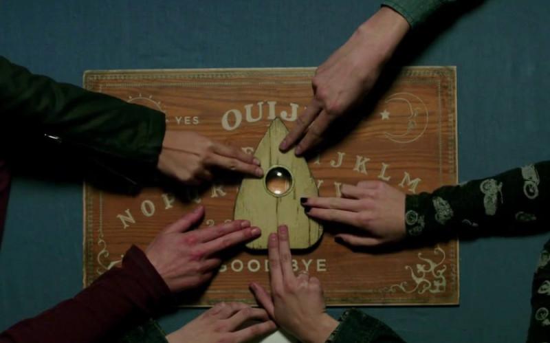 Ouija Escape Room