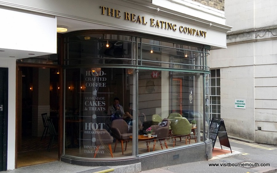 The Real Eating Company Cafe