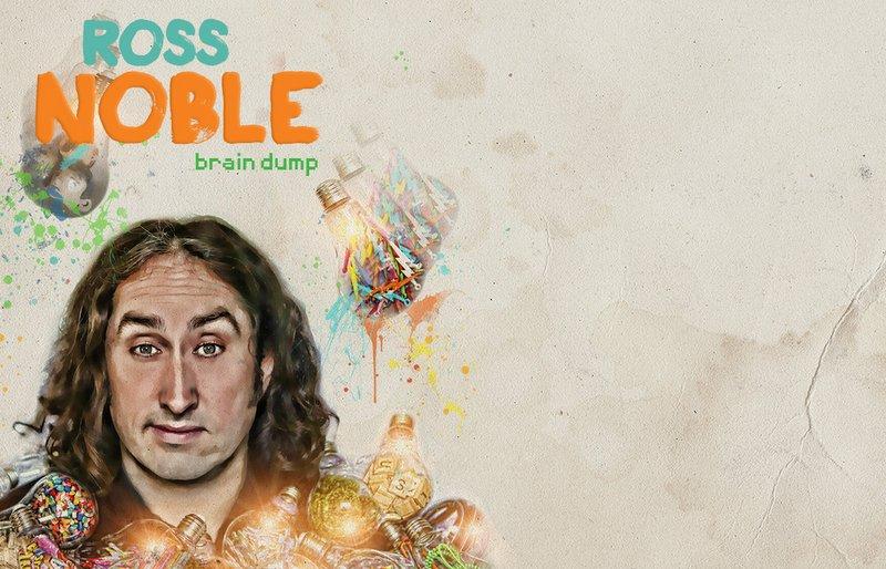 Ross Noble - Brain Dump Tour