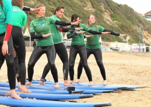 Surf Steps (Bournemouth Surf School)