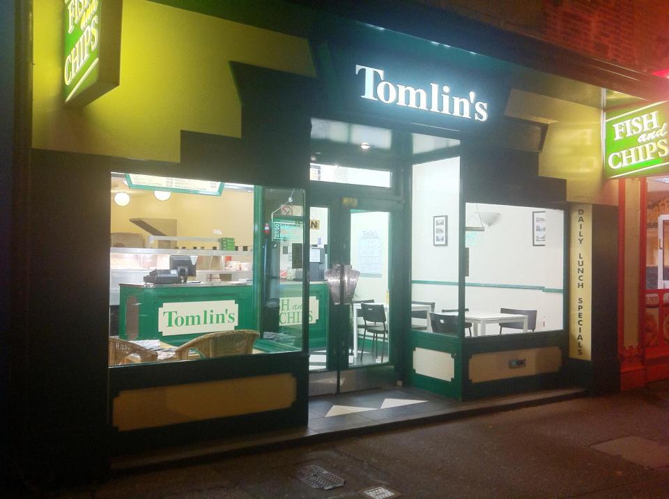 Tomlin's Fish & Chips