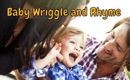 Baby Wriggle and Rhyme