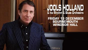 Jools Holland in Bournemouth