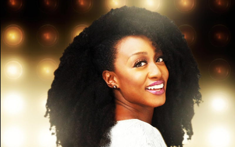 Beverley Knight sings the songs of Stevie Wonder