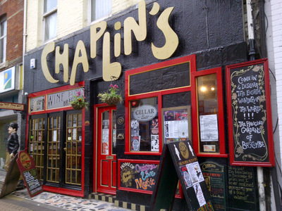 Chaplin's & The Cellar Bar