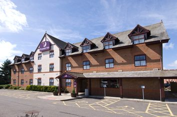 Premier Inn - Christchurch West