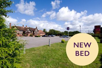 Premier Inn - Christchurch East